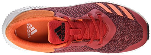 adidas Fortarun K, Scarpe da Ginnastica Unisex – Bambini Rosso ( Escarl/Narene/Ftwbla)