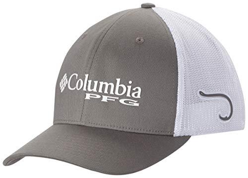 Columbia Cap Vivid Large/X-Large grau - Titanium/Hook Columbia Titanium Damen