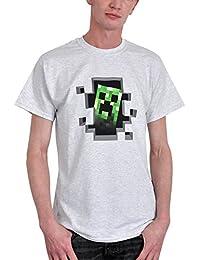 Minecraft - T-Shirt Creeper Inside (XL)