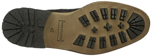 BULLBOXER Herren 710k45551a Chelsea Boots Schwarz (ARBD)