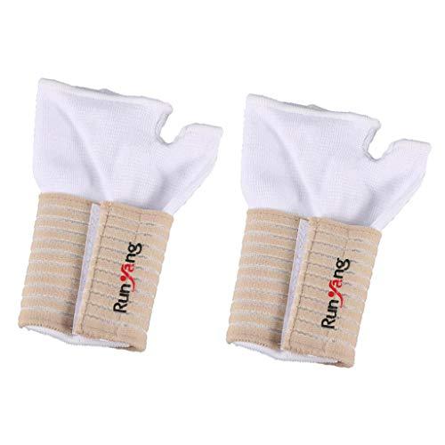 Universal Wrist Wrap (P Prettyia 1 Paar Universal Handgelenkbandage Wrist Wrap für Kraftsport & Fitness, passt links & rechts - M)