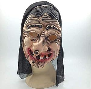 KQBAM Máscara De Halloween Máscara