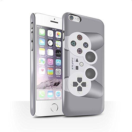 STUFF4 Glanz Snap-On Hülle / Case für Apple iPhone 7 Plus / Nintendo Game Boy Muster / Spielkonsolen Kollektion Playstation PS1