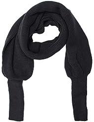 Y-BOA – Echarpe Châle Pashmina Pull à Manches Longues – Femme/Homme – Crochet Coton–265*43CM- Automne/Hiver