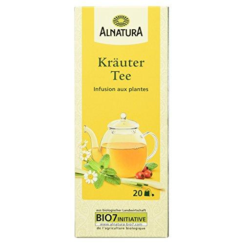 Alnatura Bio Kräuter Tee 20 Beutel, 30 g