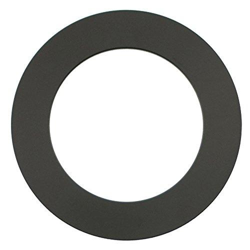 49mm Metal Lens Hood (Phot-R 58mm Metal Adapterring für Cokin Filterhalter)
