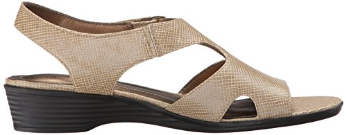 Life Stride Mary Offener Spitze Synthetik Sportsandale Light Gold