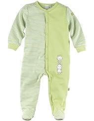 BORNINO Schlafoverall Baby-Nachtwäsche Baby-Schlafanzug