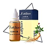Anti Haarausfall Serum,Hair Growth Essence Haarpflege Ingwer Repair Damage Anti Hair Loss Haarpflege Essenz Haarwachstum Essenz gegen Haarausfall Männer und Fraue,20ml-Colinsa