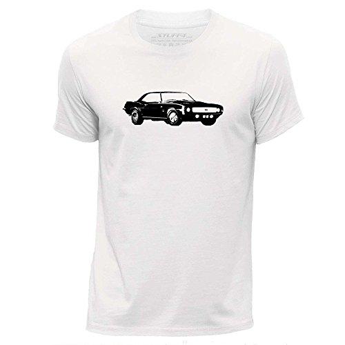 stuff4-herren-mittel-m-weiss-rundhals-t-shirt-schablone-auto-kunst-camaro-ss-mk1
