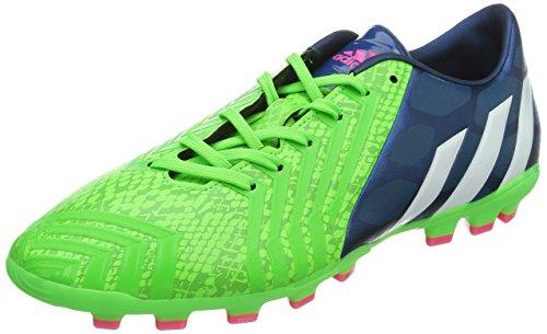 adidas  P Absolado Instinct, Baskets pour homme Vert Vert/bleu - Slime / Blue / WHITE