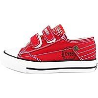 CARRERA JEANS sneakers chico Azul / Rojo lona (32 EU, Rojo)