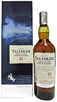 Talisker - Single Malt Scotch (2013 Edition) - 25 year old Whisky by Talisker