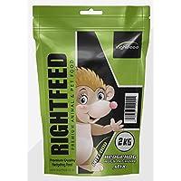 RightFeed Premium Hedgehog Food in BUGS Mix (2KG)
