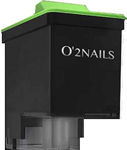 1cartuccia di inchiostro compatibile per o '2stampante Nagel V11: per 700bis 800Chiodi.