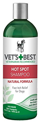 Artikelbild: VET 'S BEST HOT SPOT Itch Relief Shampoo, 470 ml