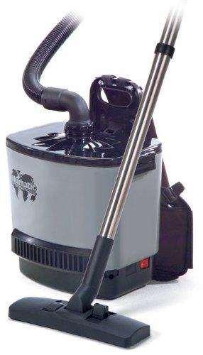 Numatic RSV130 - Aspiradora (1100 W, Aspiradora de tambor, Secar, Bolsa para el polvo, 6 L, HEPA)