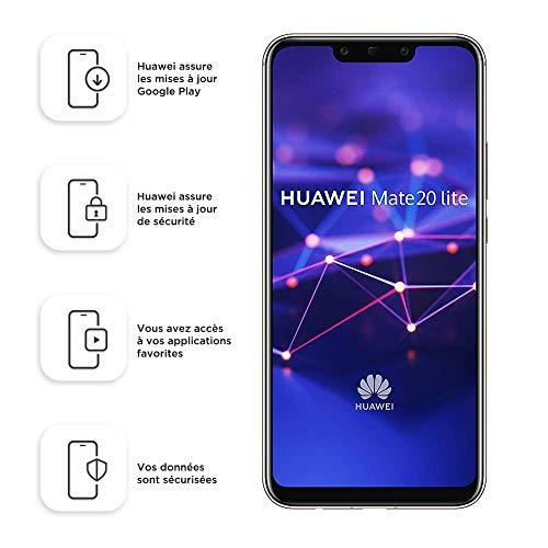"""tablet telefono Huawei Mate 20 Lite Gold 6.3"""" 4gb/64gb Dual Sim"""