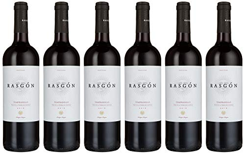 Rasgon Tempranillo Bodegas S.L. De Maria 2018 Halbtrocken (6 x 0.75 l)