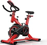 Indoor Exercise Bike, Sports Spinning Aerobic Exercise Bike Training Fitness Cardio Spin Bike, Training Cycle