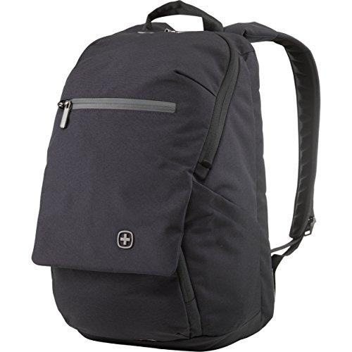 """Wenger 602806 SkyPort 15,6"""" Laptop-Rucksack, gepolsterte Laptopfach mit iPad/Tablet / eReader Tasche in schwarz"""