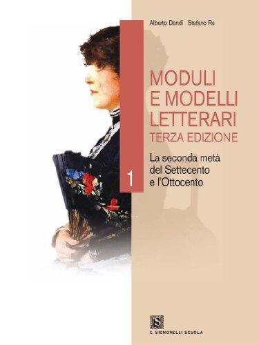 Moduli e modelli letterari. Con strumenti. Per gli Ist. professionali: 1
