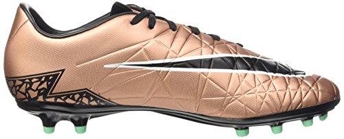 Nike Herren Hypervenom Phelon Ii Fg Fußballschuhe Schwarz (Schwarzgold)