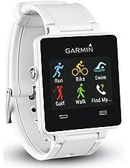 Garmin vivoactive Sport GPS-Smartwatch - 3 Wochen Batterielaufzeit, Sport Apps (Laufen, Radfahren, Schwimmen, Golfen)