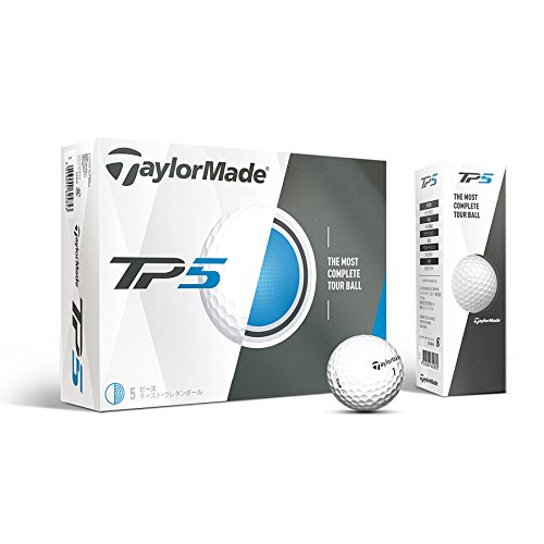 taylormade-mens-tp5x-golf-ball-white-l