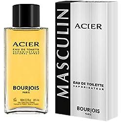 Bourjois Paris Masculin Acier Eau De Toilette 100 ml (man)