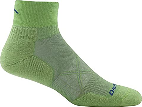 Darn Tough Vertex 1/4 Ultra Light Socks Medium / 8-9.5 Grasshopper