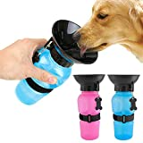 Prime Paws 500ml Portable Outdoor Pet Dog Cat Borraccia Tazza Mug Travel Water Bowl Cucciolo