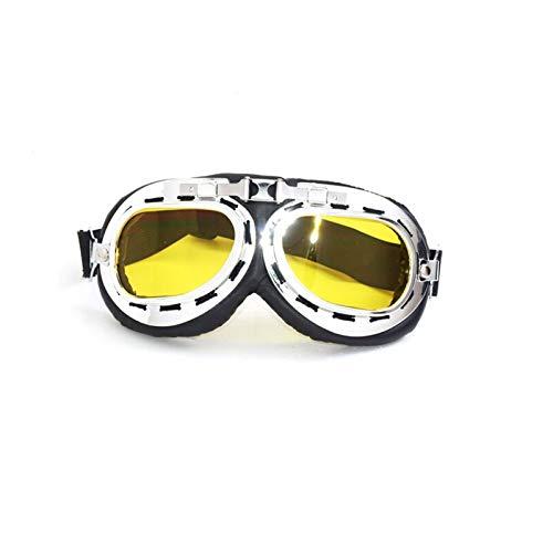 f835572049 Daesar Gafas Deportivas Polarizadas Ciclismo Amarillo Gafas Protectoras Gafas  de Moto Hombre