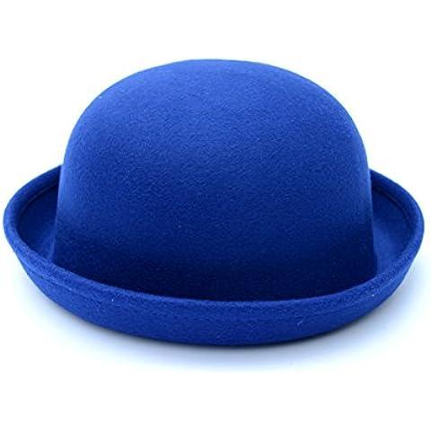 Furry cappelli/Jazz britannico cappello/Cappello di piccola cupola di piegatura/Cap di coppia