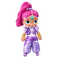 Shimmer and Shine DGM06 Fisher-Price Nickelodeon Shimmer & Shine, Talk & Sing Shimmer Doll