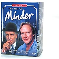 The Best Of Minder: The Greatest Episodes From 7 Classic Series