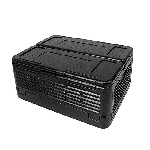 XLKP888 Tragbare Faltbare Inkubator Picknick im Freien 60L große Kapazität Aufbewahrungsbox Lebensmittelthermostat Auto Kühlschrank, Picknick Aufbewahrungsbox Outdoor-Produkte