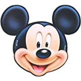 ToonMart- Pristine Retailscape Mickey Mouse Paper Face Mask Pack Of 10 Multicolour