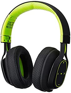 BlueAnt Pump Zone Bluetooth Wireless Sport Headphones - Green