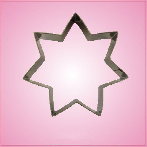 7 spitz Star Cookie Cutter -