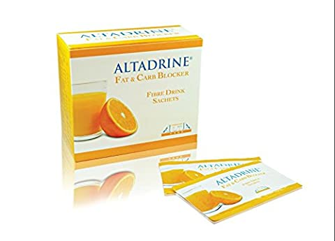 Altadrine Fat and Carb Blocker 20 sachets x 4g