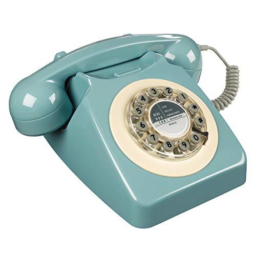 Téléphone 746 Bleu français