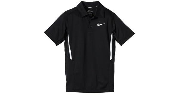 sports shoes 1ccbc e42a7 Nike Jungen Polo T-Shirt NET UV 522356 Mädchen Tennis