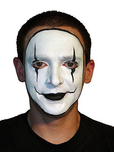 Kost-me f-r alle Gelegenheiten DD357 Clown-Wei--Lite 2 -