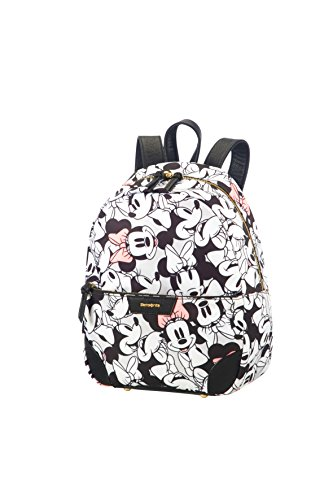 Imagen de samsonite disney forever  backpack  tipo casual, 32 cm, 11 liters, varios colores minnie pastel