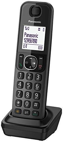 Panasonic KX-TGF310EXM - Teléfono Fijo Digital (DECT, 2 en 1), Gris