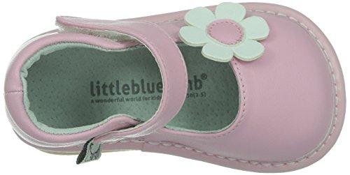 Little Blue Lamb , Ballerines pour fille Rose - Rose