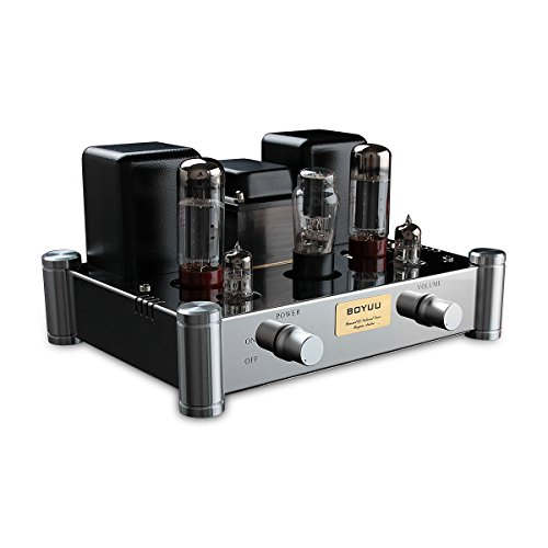 Nobsound Hi-End Heim-Audio HiFi 2.0 Channel Röhrenverstärker EL34B Stereo Audio Single-Ended Tube Amplifier 12W * 2