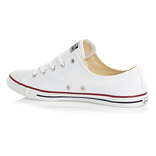 Converse As Dainty Femme Core Cvs Ox 202280 Damen Sneaker Weiß (Blanc/Rouge)