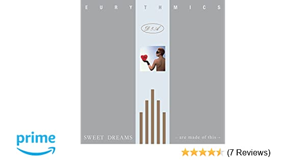 sweet dreams are made of this vinyl lp eurythmics amazon de musik